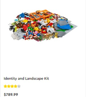 SERIOUS PLAY®Identity and Landscape Kit