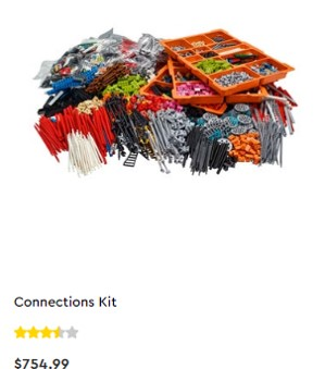 SERIOUS PLAY®Connections Kit